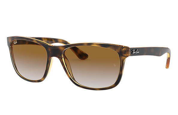 c3a2075d01d9 Ray-Ban RB4181 Tortoise - Nylon - Brown Lenses - 0RB4181710 5157 ...