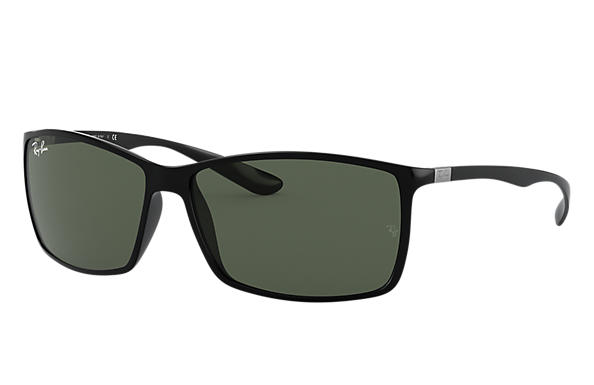 c0b4d6b14d Ray-Ban RB4179 Black - Liteforce - Green Lenses - 0RB4179601 7162 ...