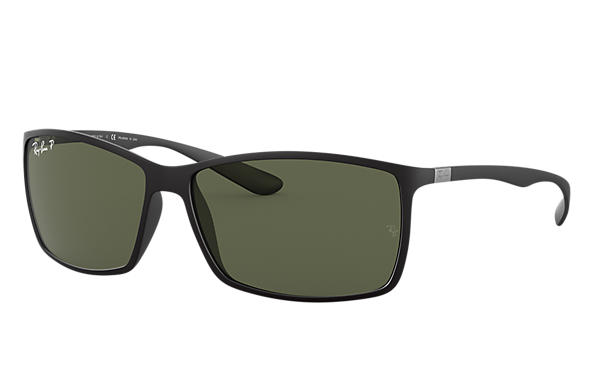 5ac9a805e3 Ray-Ban RB4179 Black - Liteforce - Green Polarized Lenses ...