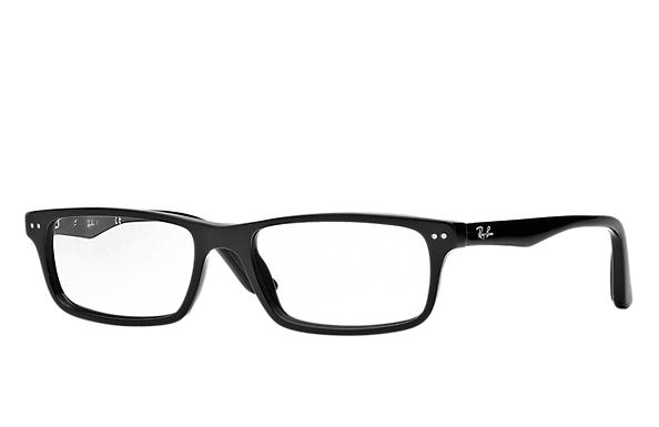 Ray-Ban 0RX5277F-RB5277F Black OPTICAL
