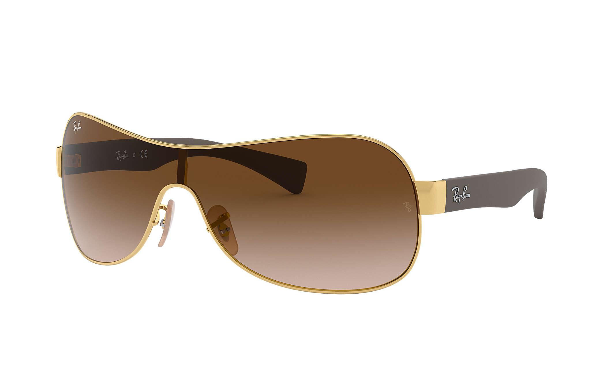 3b4c028c65 Ray-Ban RB3471 Gold - Metal - Brown Lenses - 0RB3471001 1332