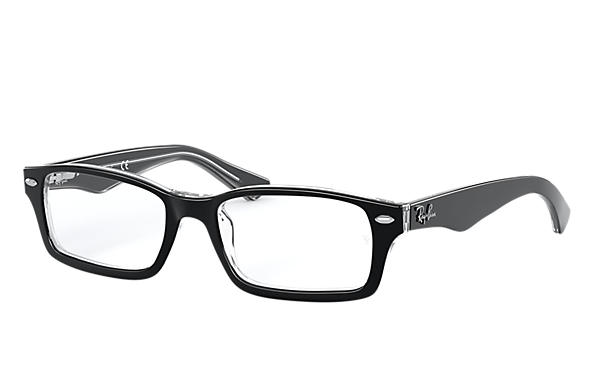 Ray-Ban 0RY1530-RB1530 Black,Transparent OPTICAL