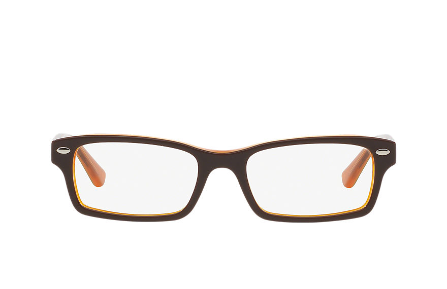 Ray-Ban  eyeglasses RY1530 CHILD 004 rb1530 brown 713132569634