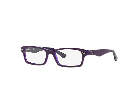 Ray-Ban 0RY1530-RB1530 Violett OPTICAL