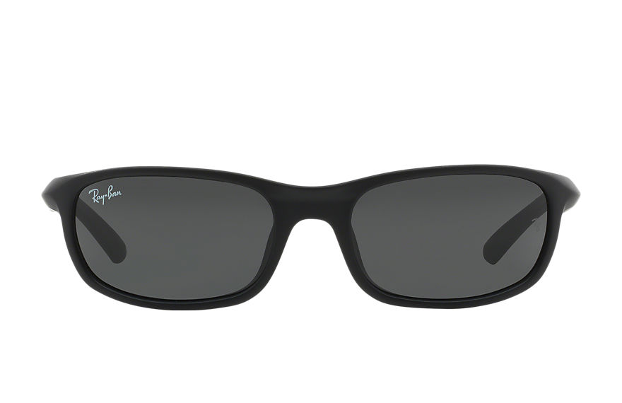 Ray-Ban RJ9056S Black with Grey Classic lens