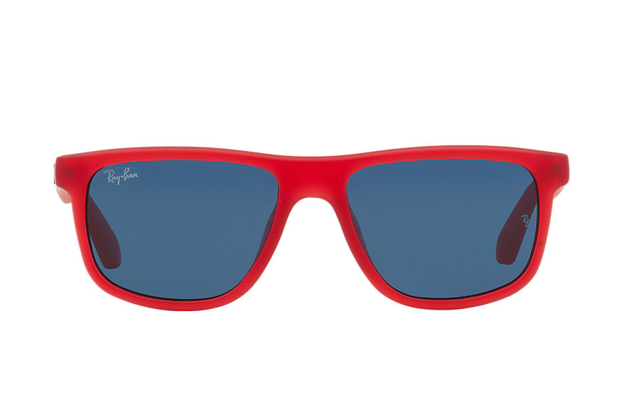 Ray-Ban  sunglasses RJ9057S CHILD 003 rj9057s red 713132571835