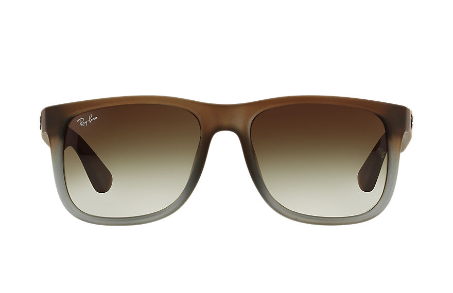 Ray-Ban  sunglasses RB4165F UNISEX 009 贾斯丁·经典 茶色 713132580844