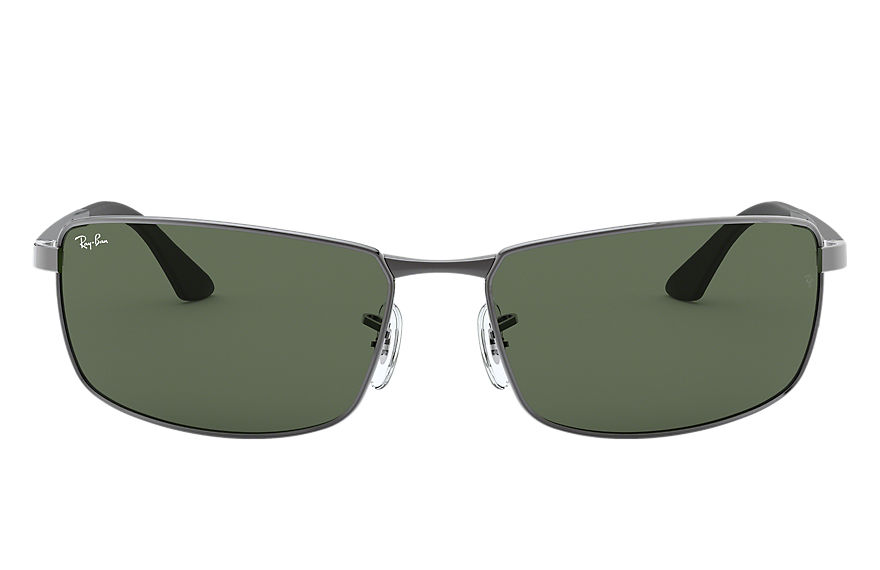 Ray-Ban  sunglasses RB3498 MALE 009 rb3498 gunmetal 713132582558
