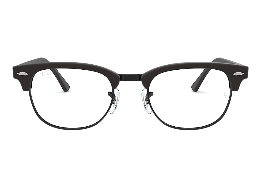 Ray-Ban  eyeglasses RX5154 UNISEX 009 clubmaster optics black 713132838167