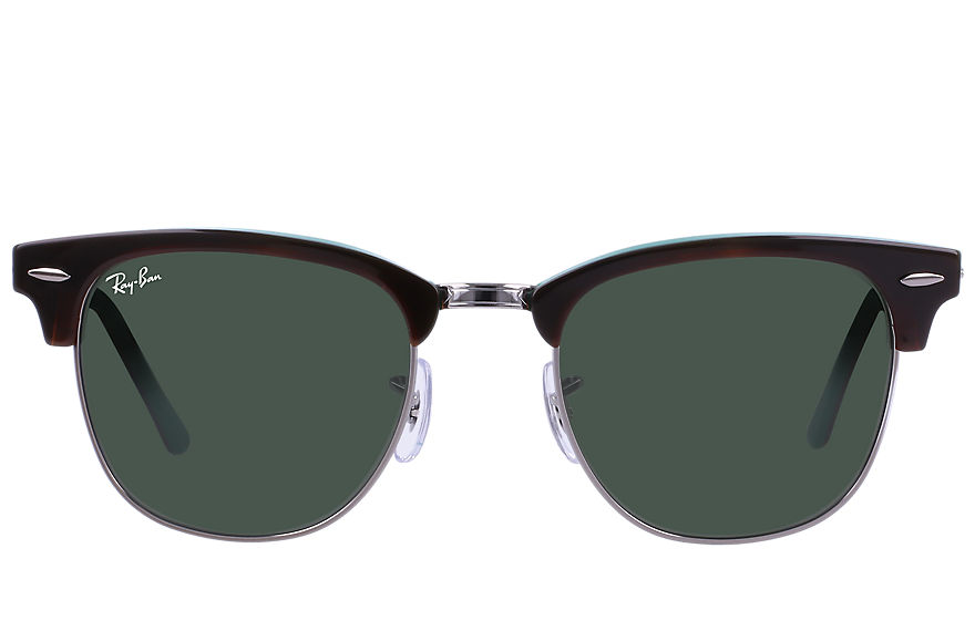 Ray-Ban  sunglasses RB3016 UNISEX 013 clubmaster color mix tortoise 713132838204