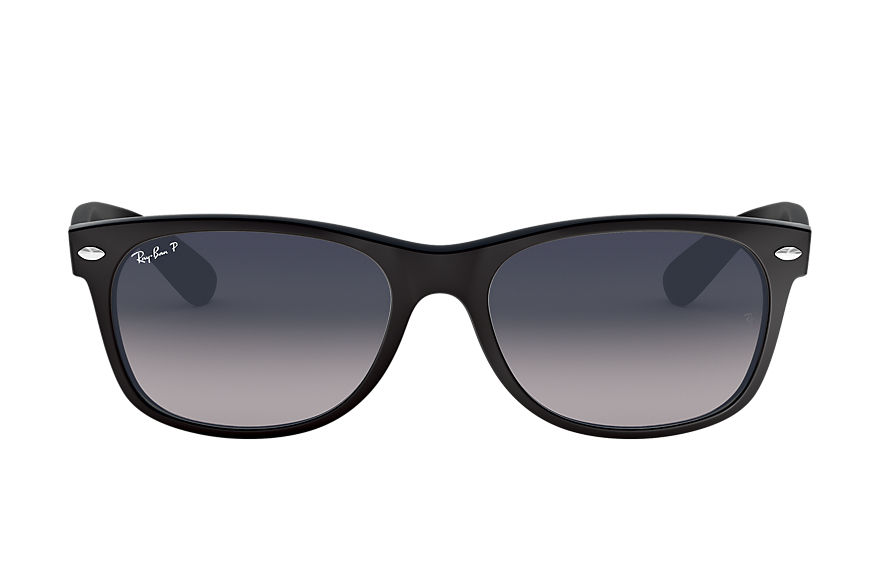 Ray-Ban  sunglasses RB2132 UNISEX 017 new wayfarer classic matte black 713132838310