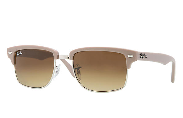 Ray-Ban 0RB4190-CLUBMASTER SQUARE Bronze-cuivre SUN