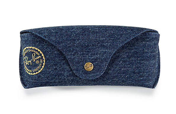 Ray-Ban ZRBCOM58-SPECIAL EDITION DENIM CASE Blue CASE