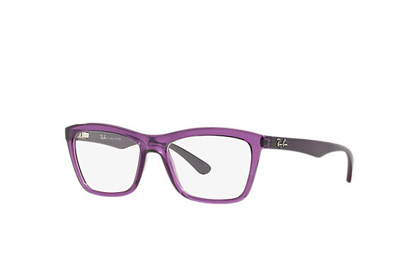 Ray-Ban 0RX7044L-RB7044 Roxo OPTICAL
