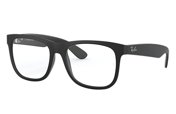 Ray-Ban 0RX7057L-ENNIO Preto OPTICAL