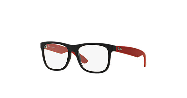 ec843807b4d26 Óculos de grau Ray-Ban Ennio RB7057L Preto - Injetado - 0RX7057L556454    Ray-Ban® Brasil