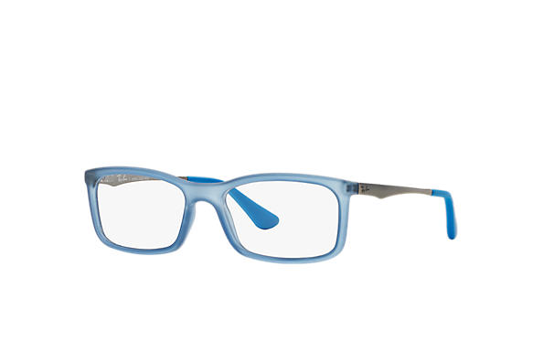 Ray-Ban 0RY1547L-RB1547 Azul; Prata OPTICAL