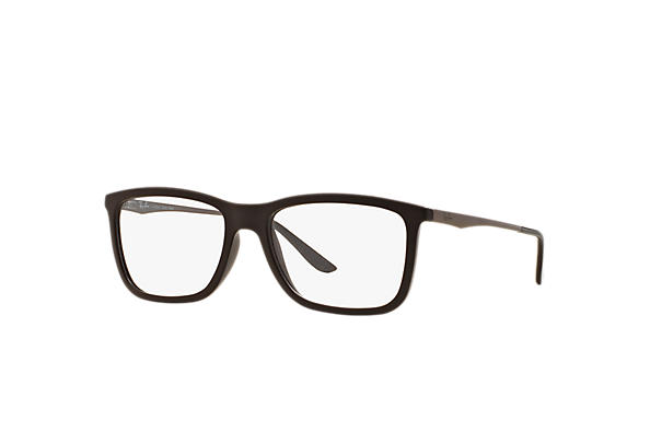 Ray-Ban 0RX7061L-RB7061 Marrom; Bronze-acobreado OPTICAL