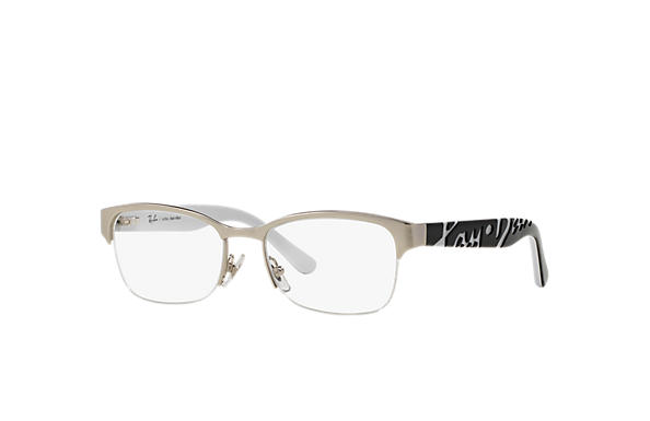 Ray-Ban 0RY1046L-RB1046 Prata; Preto OPTICAL