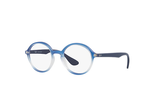 Ray-Ban 0RX7075L-RB7075 Azul OPTICAL