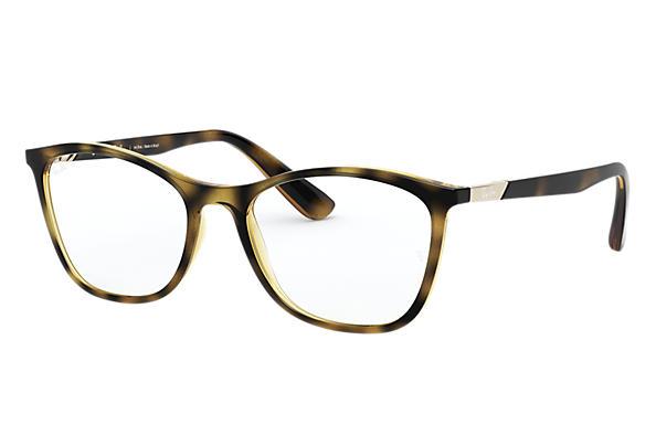 e8ec68145b239 Óculos de grau Ray-Ban RB7157L Tartaruga - Nylon - 0RX7157L585652 ...