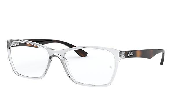 7b993189e Óculos de grau Ray-Ban RB7033L Bordeaux - Nylon - 0RX7033L544552 ...