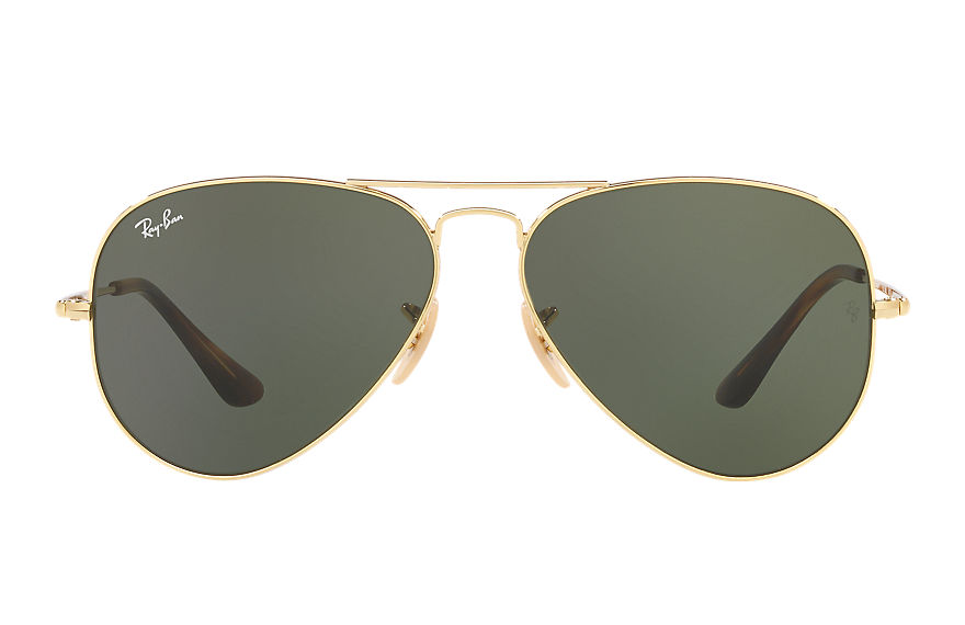 Ray-Ban  oculos de sol RB3689L UNISEX 003 rb3689 ouro 7895653210813
