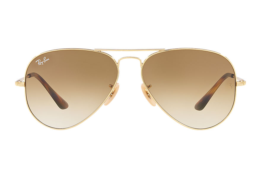 Ray-Ban  oculos de sol RB3689L UNISEX 004 rb3689 ouro 7895653210820