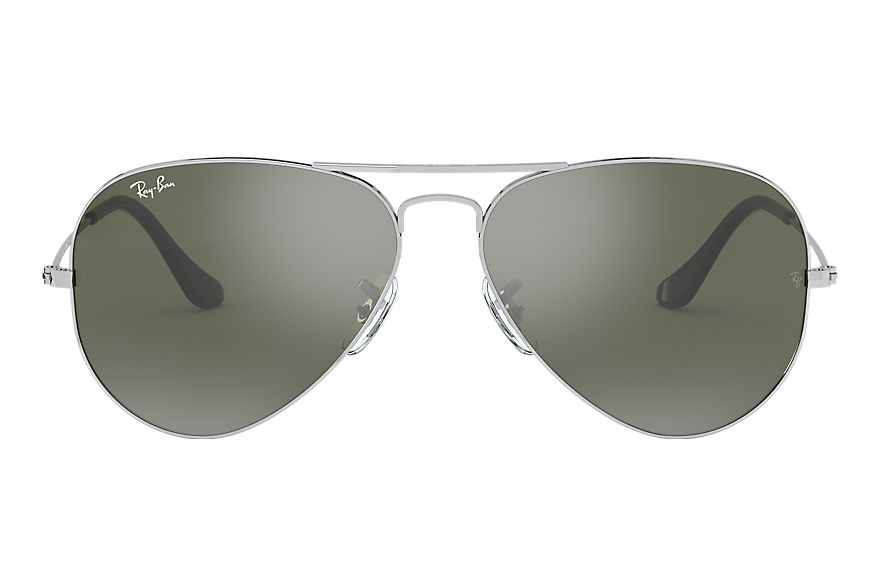 Ray-Ban  sunglasses RB3025 UNISEX 078 aviator mirror silver 805289005568