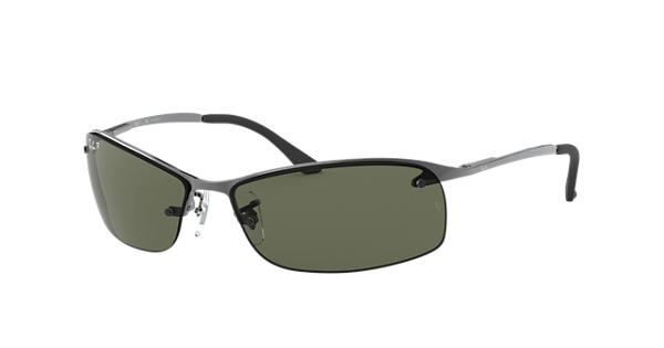 Ray-Ban Rb 3183 Top Bar 004/9a 63 MsheH