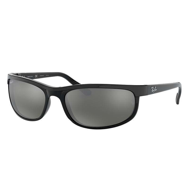 13ad3afa60 Ray Ban Predator 2 Man Sunglasses Lenses  Gray Polarized