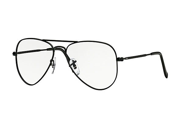 Ray-Ban 0RX6049-Aviator Optics Preto OPTICAL