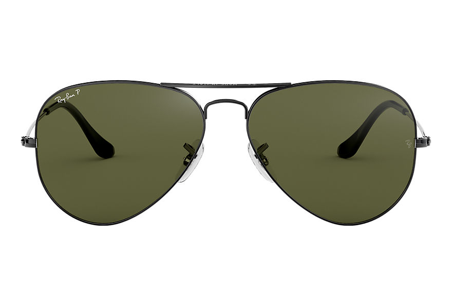 Ray-Ban  sunglasses RB3025 UNISEX 052 aviator classic gunmetal 805289063230