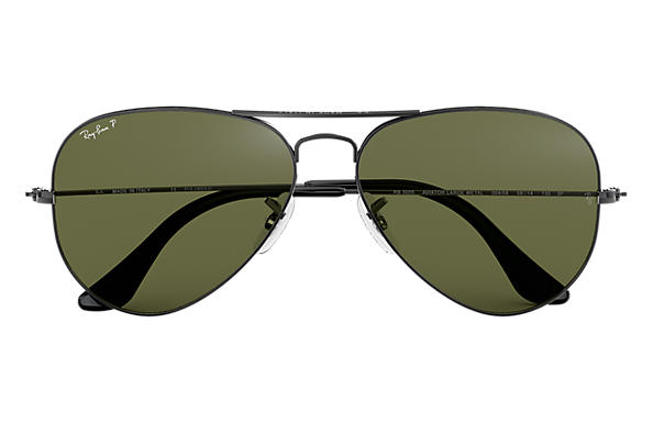 ray ban aviator large metal 58014