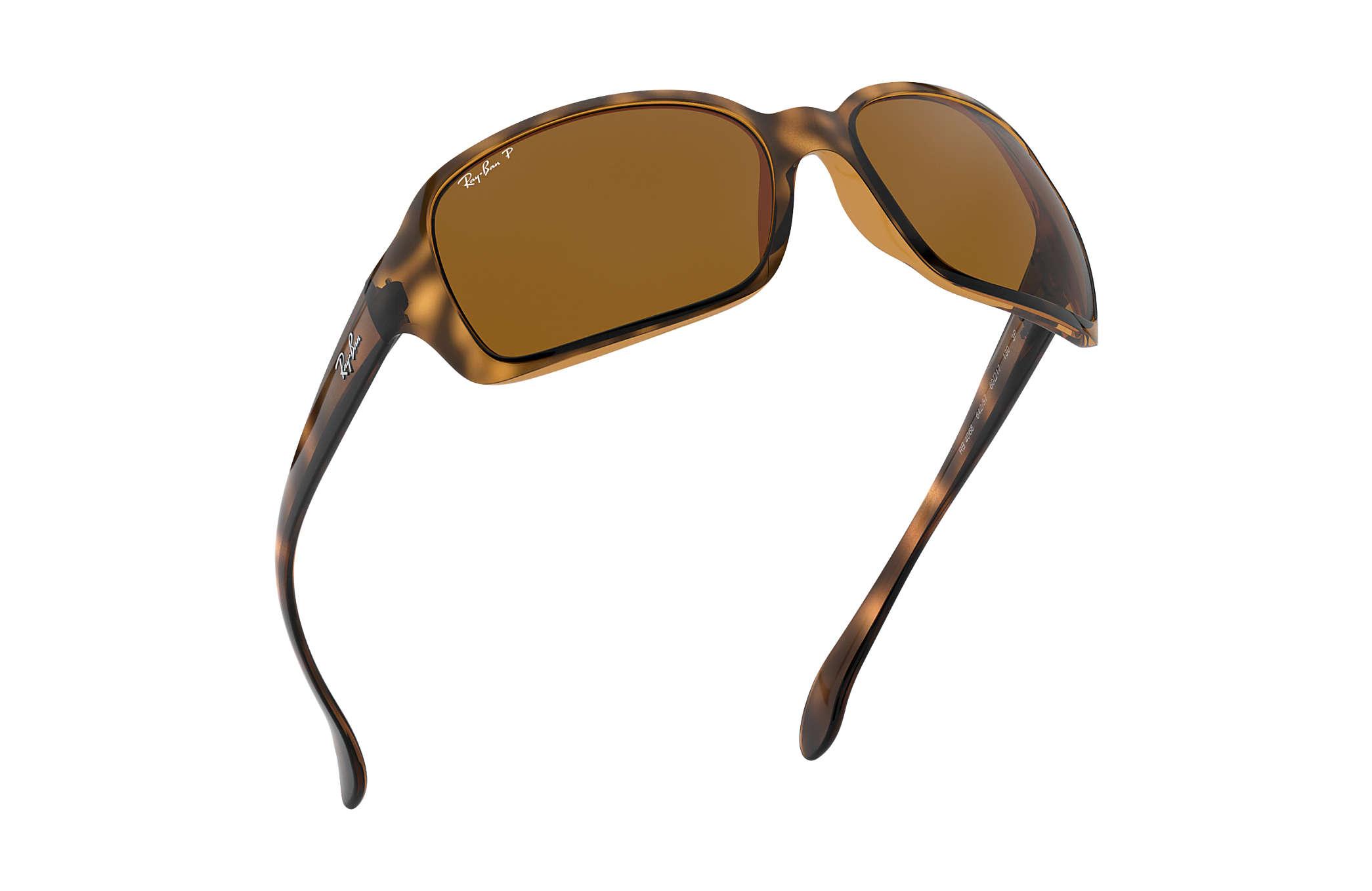 23ca95c21a8 Ray-Ban RB4068 Tortoise - Nylon - Brown Polarized Lenses ...