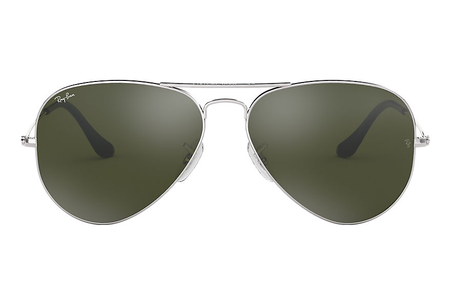 Ray-Ban  sunglasses RB3025 UNISEX 031 aviator mirror silver 805289090243