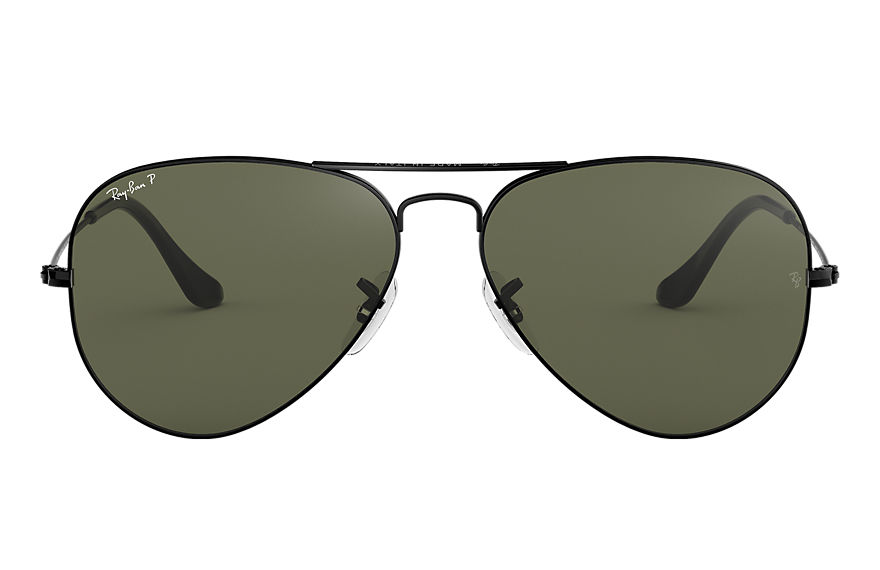 Ray-Ban  sunglasses RB3025 UNISEX 059 aviator classic black 805289115694