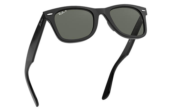Ray-Ban Original Wayfarer Classic RB2140 Black - Acetate - Green ... 414aef1f1f