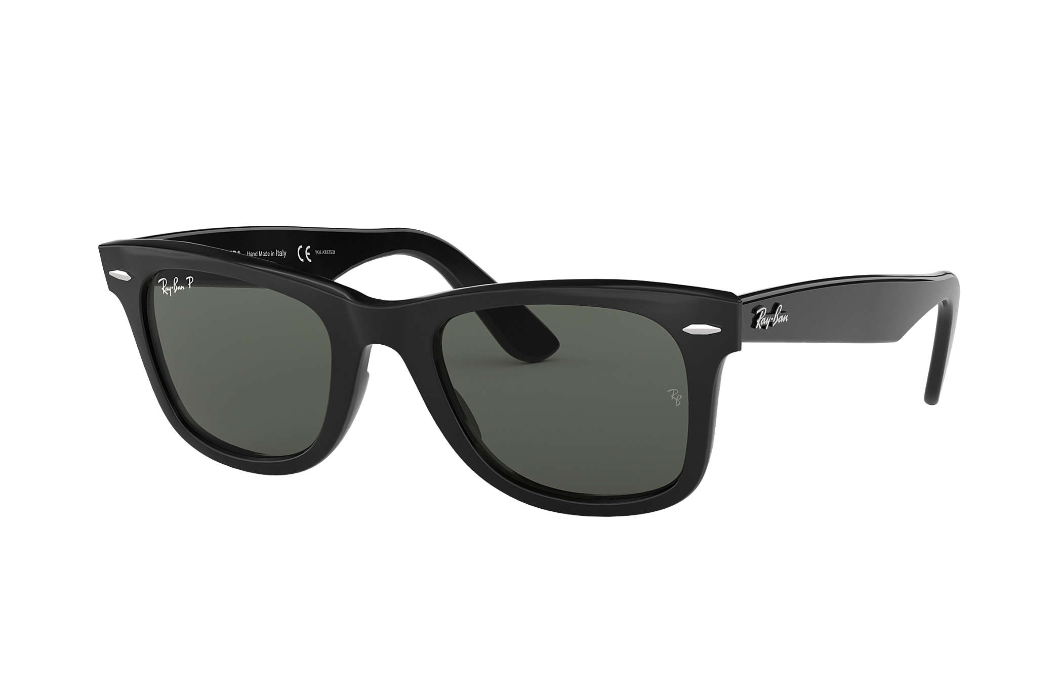 ray ban original wayfarer classic rb2140 black acetate green  ray ban 0rb2140 original wayfarer classic black sun