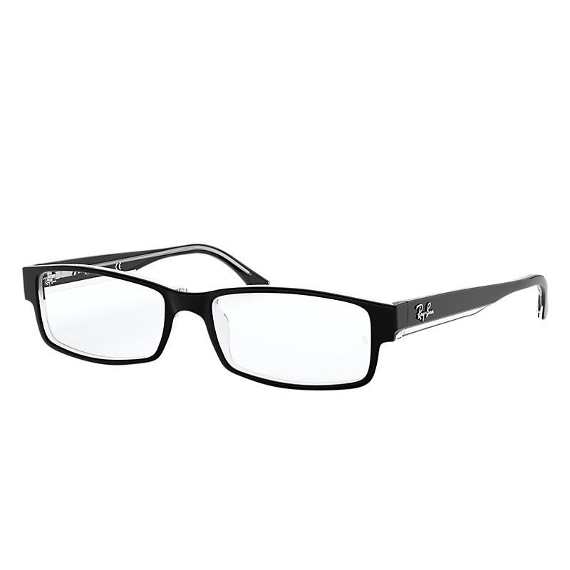 Image of Ray-Ban Black Eyeglasses - Rb5114