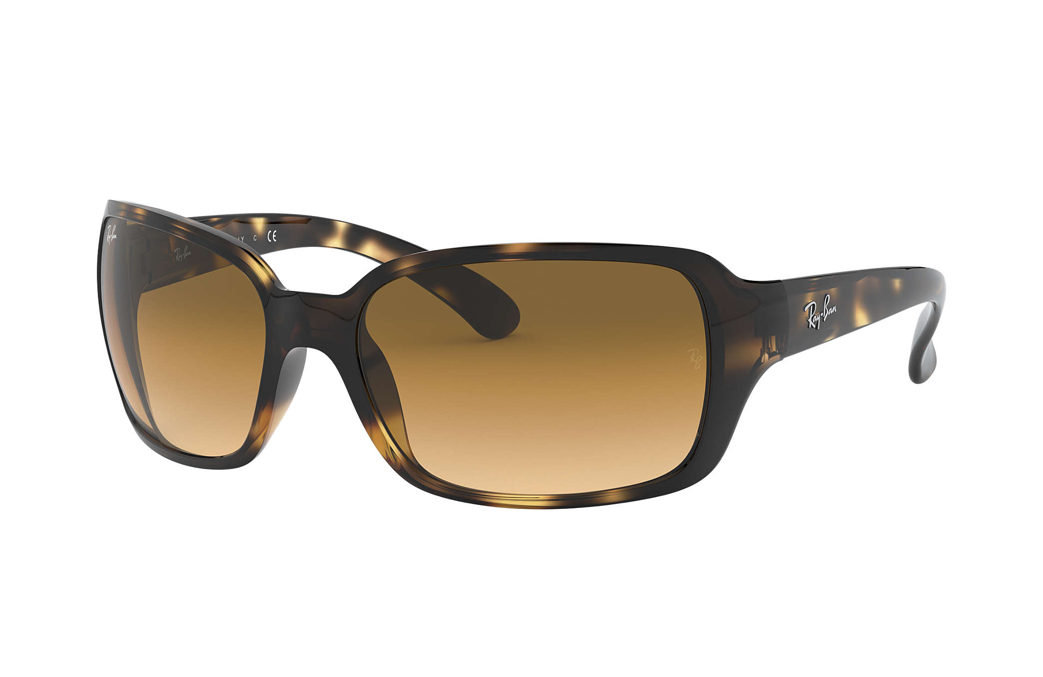 a80b41cc190 Ray-Ban RB4068 Tortoise - Nylon - Light Brown Lenses - 0RB4068710 ...
