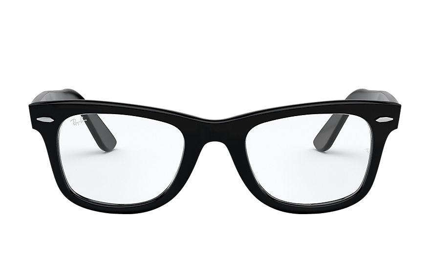 Ray-Ban Lunettes-de-vue Original Wayfarer Optics Black