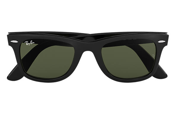authentic ray ban wayfarer rb2140 black