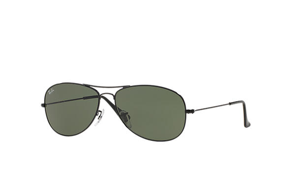 6604d795b55 Ray-Ban Cockpit RB3362 Gold - Metal - Green Lenses - 0RB336200159 ...