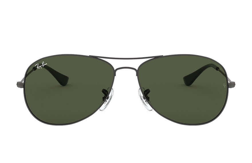 Ray-Ban  sunglasses RB3362 UNISEX 010 cockpit gunmetal 805289160908