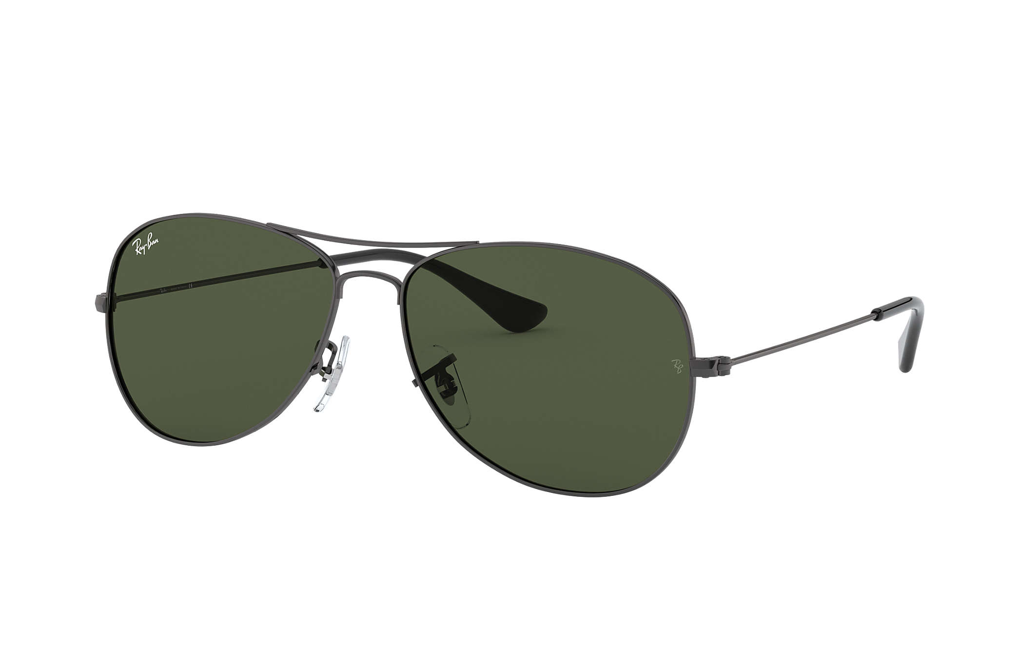 ray ban cockpit grise