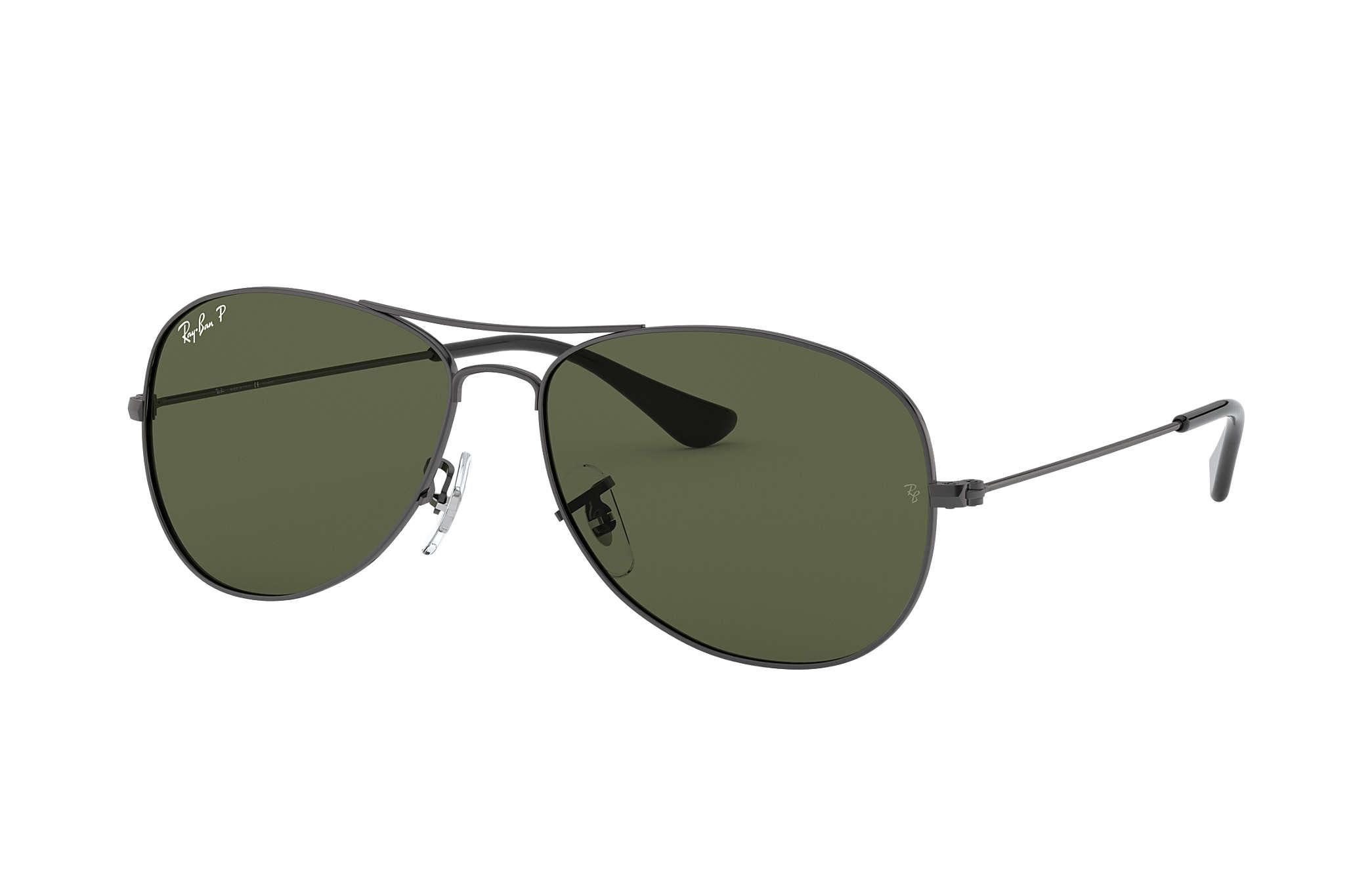 ray ban aviator cockpit sunglasses