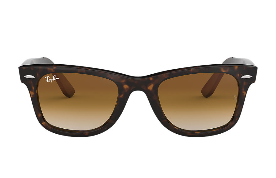 Ray-Ban ORIGINAL WAYFARER CLASSIC Tortoise with Light Brown Gradient lens