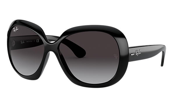 Ray-Ban Sunglasses JACKIE OHH II Black with Grey Gradient lens