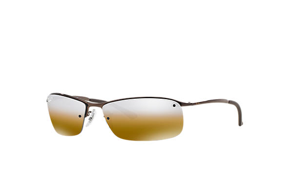 Ray-Ban 0RB3183-RB3183 Marron SUN